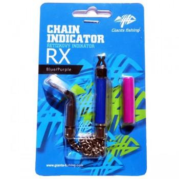 Signalizátory, echoloty, kamery - GIANTS FISHING - Řetízkový indikátor Chain Indicator RX