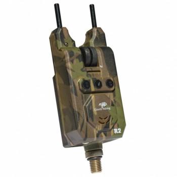 Signalizátory, echoloty, kamery - GIANTS FISHING - Hlásič záběru R2 CAMO