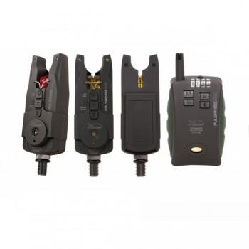Signalizátory, echoloty, kamery - K-KARP - Sada hlásičů Pulsar ADS Mini set 4+1