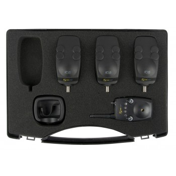 IMPORT Normark - Carp Spirit set 4x HD5 + 1x HDR5