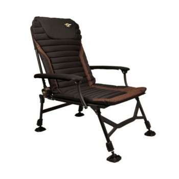 Křesla, lehátka, židličky - CARP SPIRIT - Křeslo Kolossal Level Chair XXL
