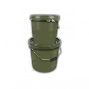 Krabičky, kufry, kbelíky, řízkovnice - GARDNER - Kbelík Extra Bucket Green