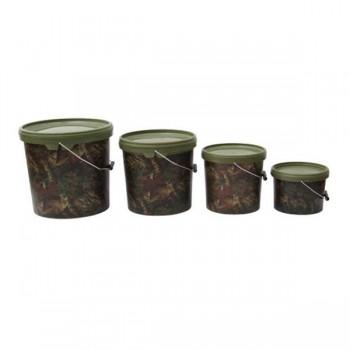 Krabičky, kufry, kbelíky, řízkovnice - GARDNER - Kbelík Camo Bucket