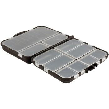 Krabičky, kufry, kbelíky, řízkovnice - LEEDA - Krabička Fold Open Clam Box Large