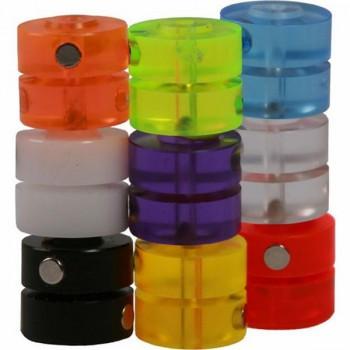 IMPORT hobby-g - Náhradní kolečko 6 Magnet Roller Wheels Green, zelené
