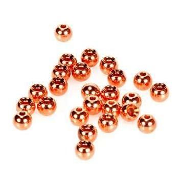 IMPORT hobby-g - Hlavičky měděné - Beads Copper 2,0mm/1000ks