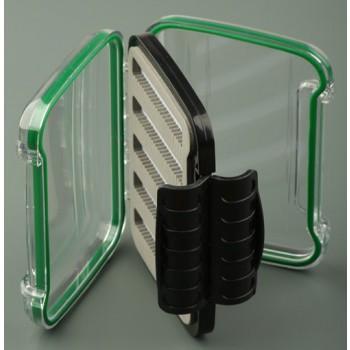 Krabičky, kufry, kbelíky, řízkovnice - GIANTS FISHING - Krabička Fly Box Waterproof S-A