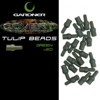 Bižuterie - GARDNER - Zarážky Covert Tulip Beads
