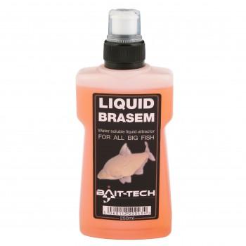 Krmení, nástrahy, návnady - BAIT-TECH - Liquid Brasem 250ml