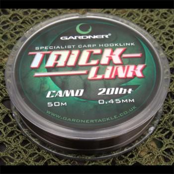 Vlasce, šňůry, návazce - GARDNER - Vlasec Trick-Link