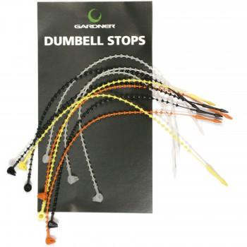Bižuterie - GARDNER - Zarážky Dumbell Stop
