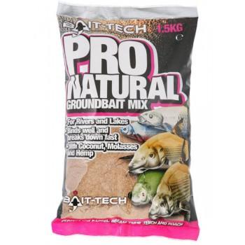 Krmení, nástrahy, návnady - BAIT-TECH - Pro-Natural Dark G/bait 1,5kg