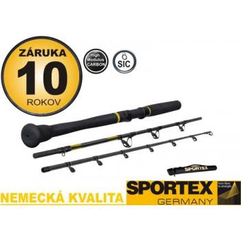 IMPORT Sportsrybareni - Rybářský prut SPORTEX MAGNUS TRAVEL BOAT