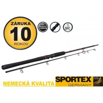 IMPORT Sportsrybareni - Přívlačový prut na moře SPORTEX MAGNUS SPIN 2-díl
