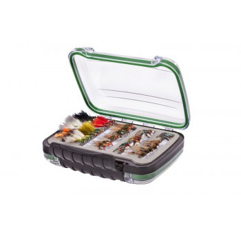 Krabičky, kufry, kbelíky, řízkovnice - SNOWBEE - Krabička Easy-Vue Waterproof Fly Box - M