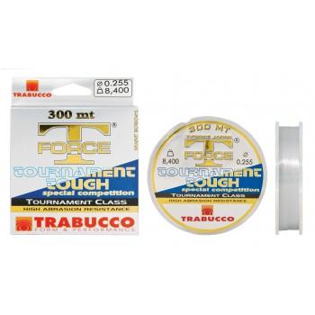 Vlasce, šňůry, návazce - TRABUCCO - Vlasec T-Force Tournament Tough 500m