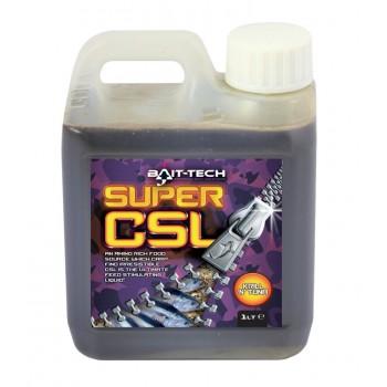 Krmení, nástrahy, návnady - BAIT-TECH - Super CSL Krill & Tuna 1litr