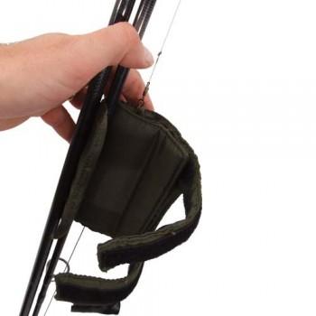 IMPORT hobby-g - Pásky na pruty Rod and Lead Straps