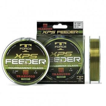 Vlasce, šňůry, návazce - TRABUCCO - Vlasec TF XPS Feeder Plus 150m