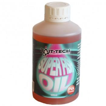 Krmení, nástrahy, návnady - BAIT-TECH - Super Fish Oil 500ml