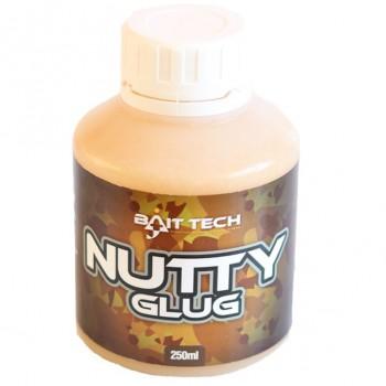 Krmení, nástrahy, návnady - BAIT-TECH - Nutty Glug 250ml