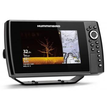 IMPORT Normark - Humminbird HELIX 8x CHIRP MSI+  GPS G3N