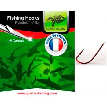 Háčky, krmítka, zátěže - GIANTS FISHING - Háčky s lopatkou Coarse 10ks