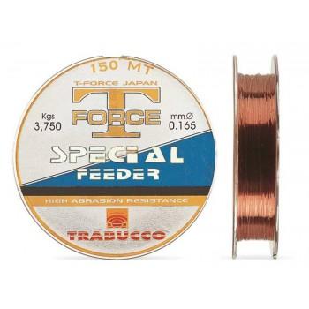 Vlasce, šňůry, návazce - TRABUCCO - Vlasec T-Force Special Feeder 150m