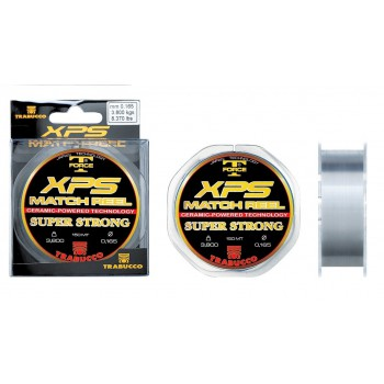 Vlasce, šňůry, návazce - TRABUCCO - Vlasec T-Force XPS Match Reel 150m