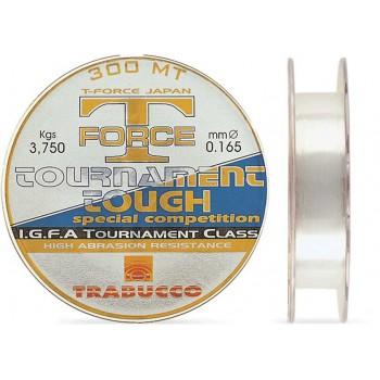 Vlasce, šňůry, návazce - TRABUCCO - Vlasec T-Force Tournament Tough 150m