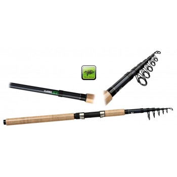 Rybářské pruty - GIANTS FISHING - Prut CLX Tele 2,7m 20-70g