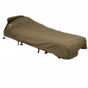 Spacáky, přehozy, polštáře - GIANTS FISHING - Přehoz na spací pytel Exclusive Bedchair Cover