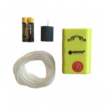 Krabičky, kufry, kbelíky, řízkovnice - ALBASTAR - Vzduchování Mini Air Pump