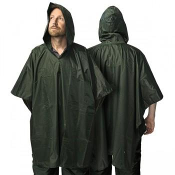 Oblečení, obuv, doplňky - ANGLING PURSUITS - Pončo Green