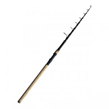 Rybářské pruty - DELPHIN - Prut Armada Traveler  BlackWay 3,6m 3lb