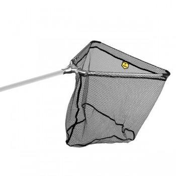 Podběráky, čeřeny - DELPHIN - Podběrák kovový střed, pogumovaná síťka