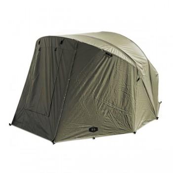 Bivaky, brolly, deštníky, přístřešky - DELPHIN - Přehoz, okna a hrubá podlaha pro bivak Delphin B-3 Econo