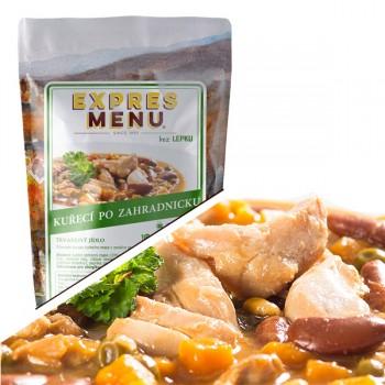 EXPRES MENU - EXPRES MENU - Kuřecí po zahradnicku - 2 porce (600g)