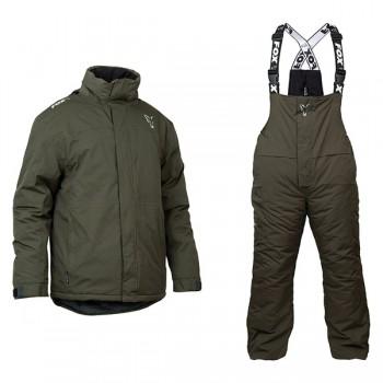 Oblečení, obuv, doplňky - FOX - Zimní oblek Green Silver Winter Suit