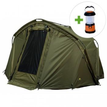 Bivaky, brolly, deštníky, přístřešky - GIANTS FISHING - Bivak CLX Bivvy 1 Man + LED lampa ZDARMA!