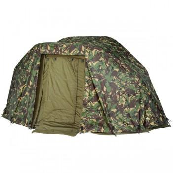 Bivaky, brolly, deštníky, přístřešky - GIANTS FISHING - Druhý plášť Specialist Overwrap Camo 2 Man