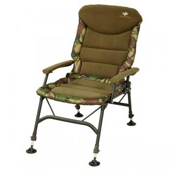 Křesla, lehátka, židličky - GIANTS FISHING - Křeslo RWX Large Camo Chair