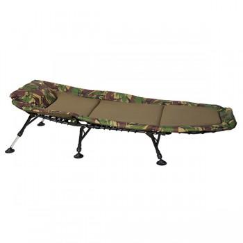Křesla, lehátka, židličky - GIANTS FISHING - Lehátko Bedchair Fleece Camo 6Leg