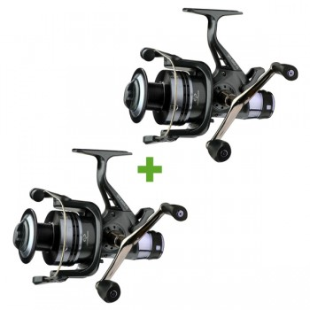 Rybářské navijáky - GIANTS FISHING - Naviják SPX 5000 FS AKCE 1+1 ZDARMA!