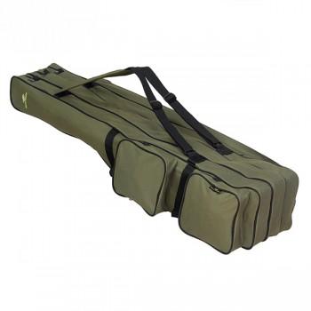 Batohy, tašky, pouzdra, vozíky - GIANTS FISHING - Pouzdro na pruty Specialist Rod Holdall 3 Rods