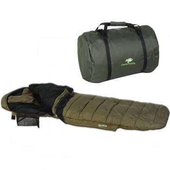 Spacáky, přehozy, polštáře - GIANTS FISHING - Spací pytel 5 Season Extreme Plus Sleeping Bag