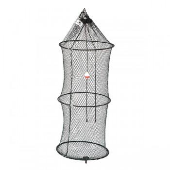 Podložky, saky, vezírky - GIANTS FISHING - Vezírek Keep Net 40x80cm 3kruhy