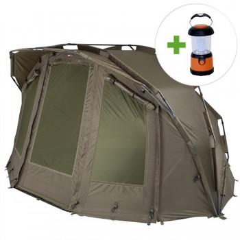 Bivaky, brolly, deštníky, přístřešky - JRC - Bivak Cocoon 2G Bivvy 2 Man + LED lampa ZDARMA!