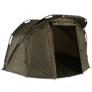 Bivaky, brolly, deštníky, přístřešky - JRC - Bivak Defender Peak Bivvy 2 Man + LED lampa ZDARMA!