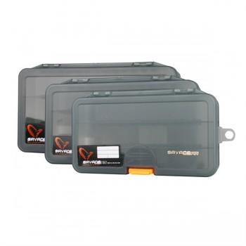 Krabičky, kufry, kbelíky, řízkovnice - SAVAGE GEAR - Krabička na nástrahy Lure Box